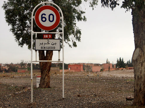 Bienvenue à Benguerir