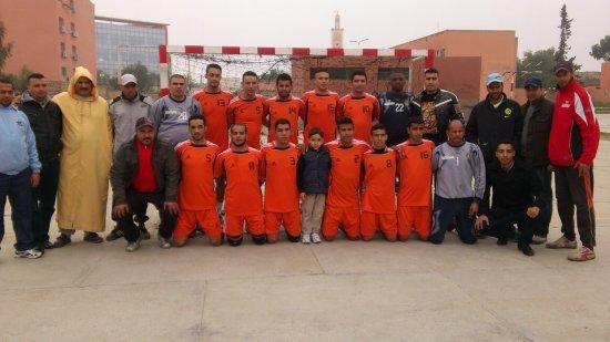 انهزام فريق شباب بن جرير لكرة اليد في أول لقاء له برسم البطولة الوطنية